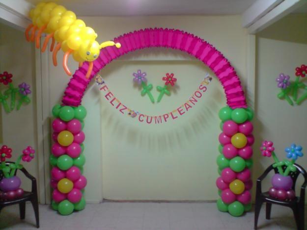 Como decorar con globos - Globos para decorar ...