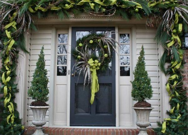 Como decorar la casa en navidad