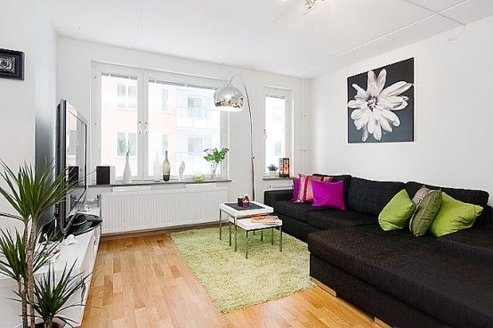 Como decorar un apartamento