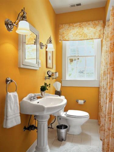 Como decorar un baño