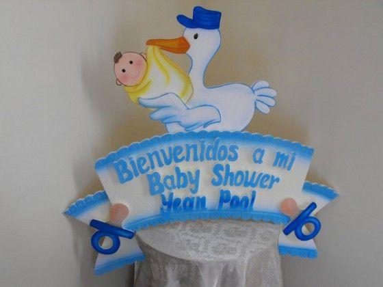 Como decorar un baby shower