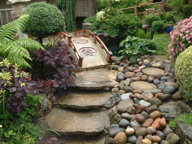 como decorar un jardin pequeo - Como Decorar Un Jardin Pequeo