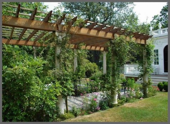 Como decorar un patio