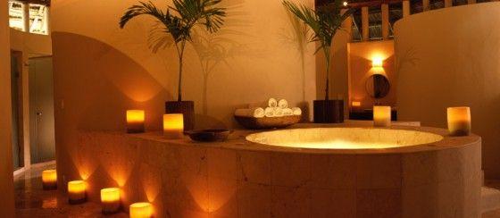 Como decorar un spa