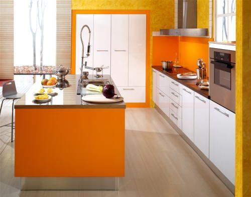 Como decorar una cocina