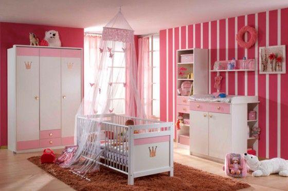 Como decorar una habitacion infantil