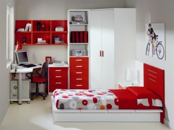 Como decorar una habitacion juvenil - Como decorar una habitacion pequena juvenil ...