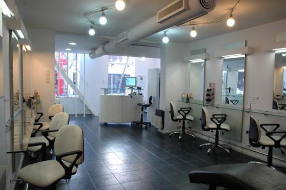 Ideas para decorar una peluqueria estilo sobrio y - Ideas para decorar una peluqueria ...