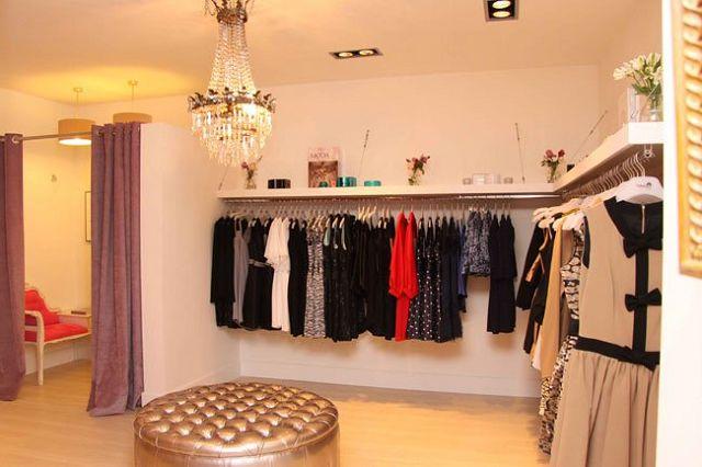 Como decorar una tienda for Decoracion de almacenes de ropa
