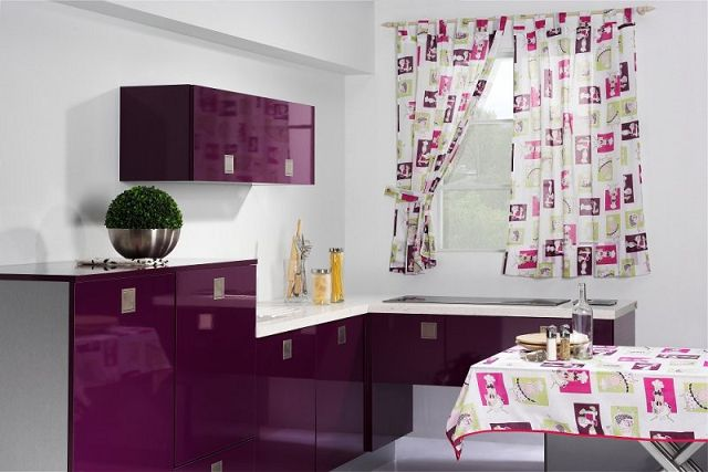 Cortinas para cocinas modernas for Disenos de cortinas para cocinas modernas