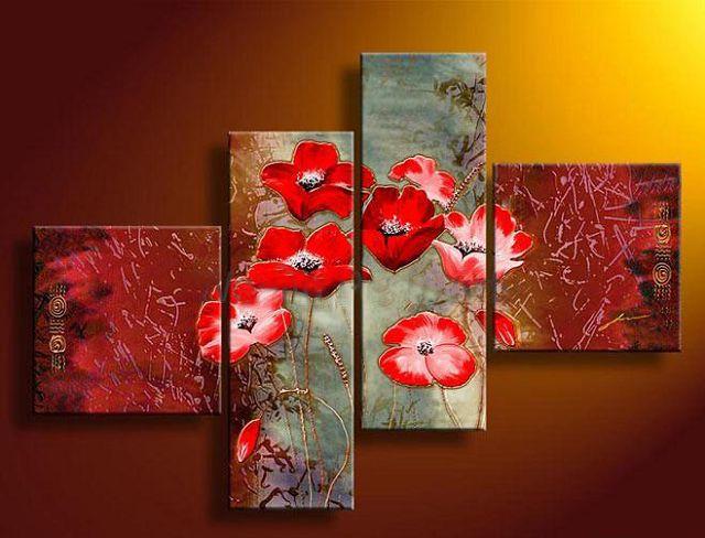 Cuadros abstractos modernos for Imagenes de cuadros abstractos para pintar