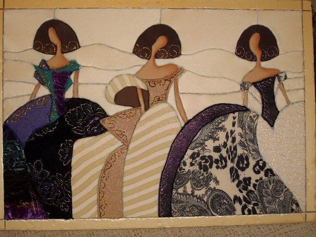 Cuadros meninas modernos - Como pintar un cuadro moderno ...
