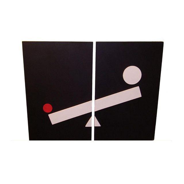 Cuadros minimalistas modernos for Cuadros minimalistas