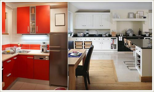 Dise o cocinas integrales for Disenos cocinas integrales