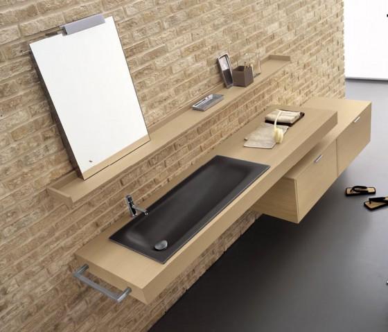 Diseño de baños minimalistas