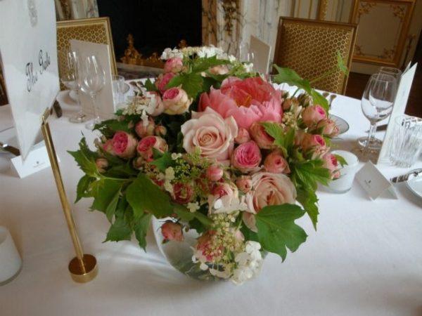 Fotos centros de mesa para bodas