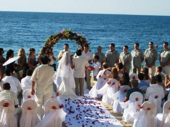 Fotos de bodas en la playa