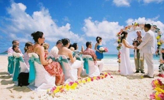 Fotos de bodas en playa
