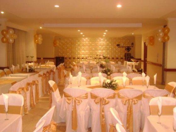 Fotos de fiestas de bodas