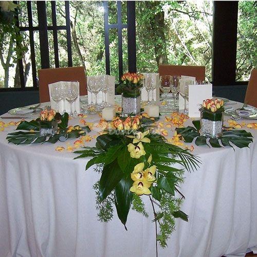 Fotos de mesas de bodas