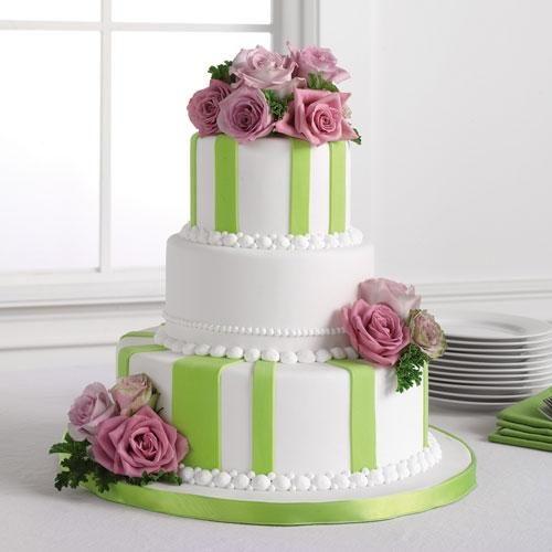 Fotos de pastel de bodas