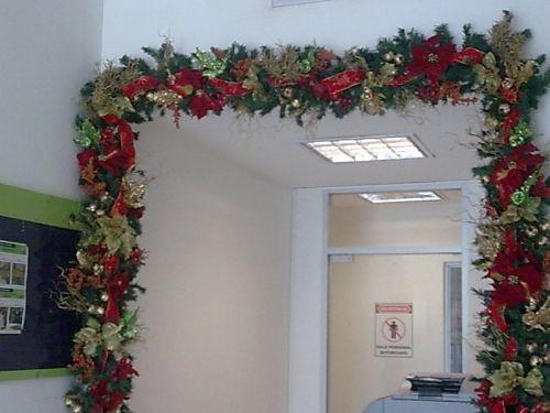 Guirnaldas de navidad manualidades - Decoracion de guirnaldas ...
