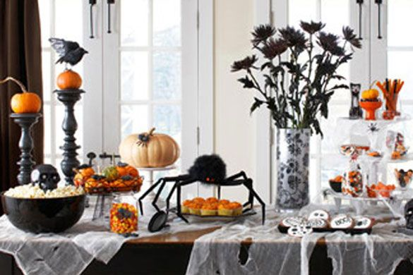 Ideas para decorar Halloween