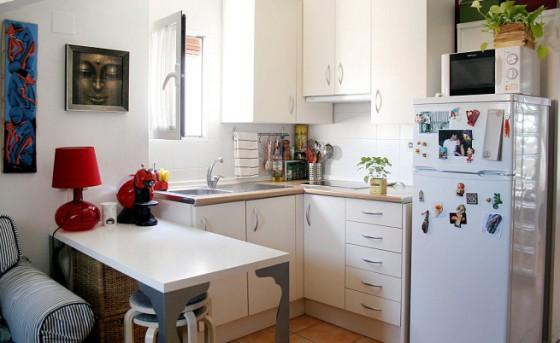 Ideas para decorar cocina pequeña