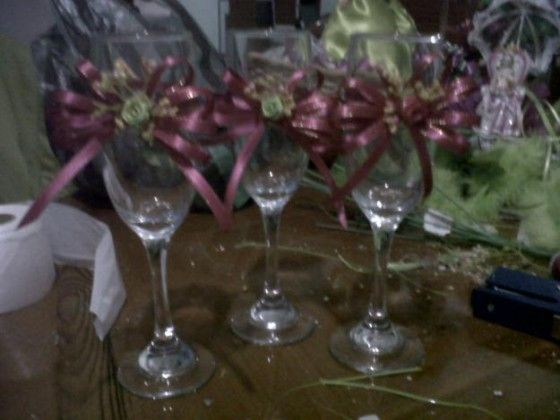 Ideas para decorar copas