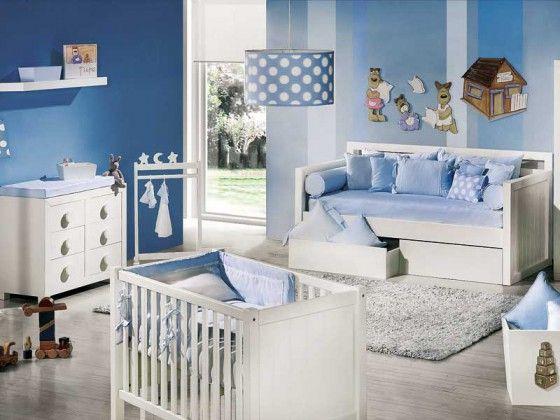 Ideas para decorar cuarto del bebe