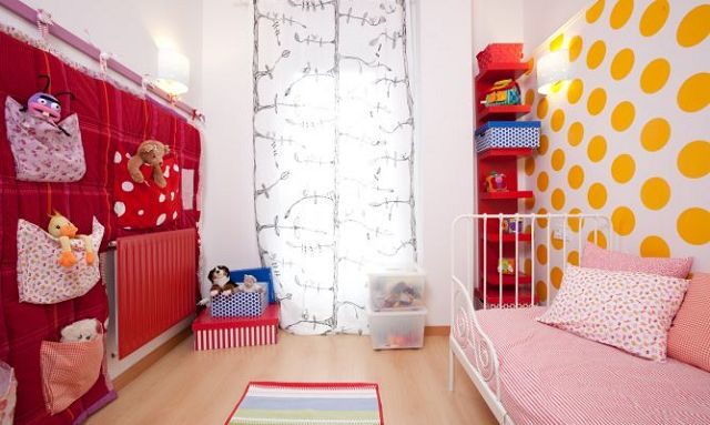 Ideas para decorar dormitorio infantil for Ideas decorar habitacion infantil