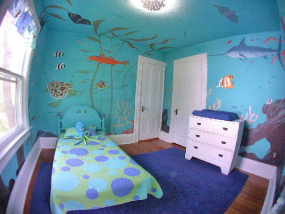 Ideas para decorar el cuarto de un niño