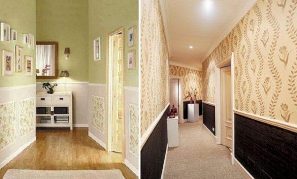 Ideas para decorar el pasillo - Pintar pasillo largo ...