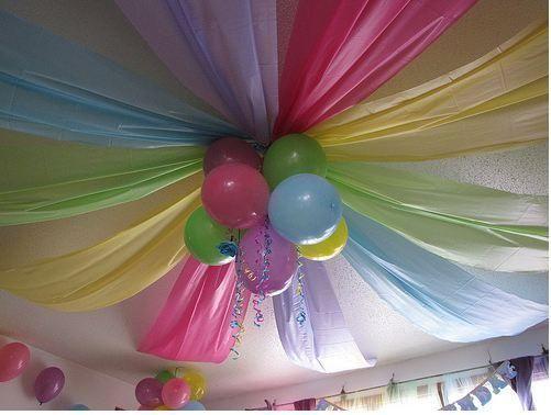Ideas Para Decorar Fiestas - Decorados-para-fiestas