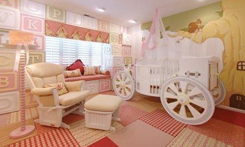 Ideas para decorar la habitacion del bebe