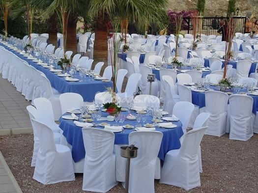 Ideas para decorar matrimonios - Mesas decoradas para bodas ...
