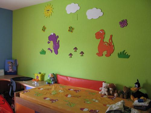 Ideas para decorar un cuarto de niño