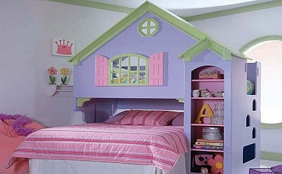 Ideas para decorar un dormitorio infantil