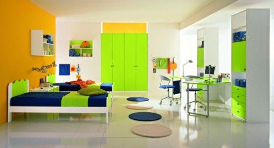 Ideas para decorar un dormitorio juvenil