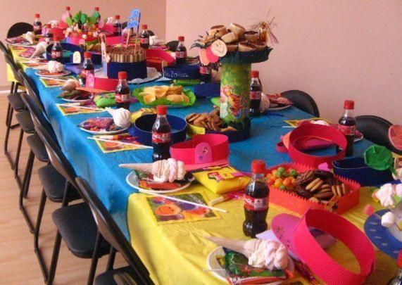 Ideas para decorar una fiesta infantil for Decorar jardin economico