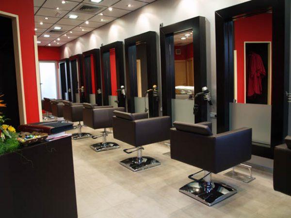 Ideas para decorar una peluquería