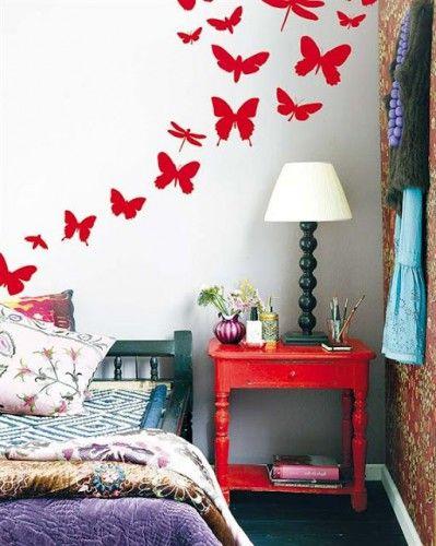 Ideas para decorar una recamara for Ideas para decorar una recamara