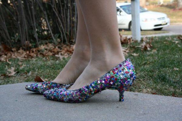 Ideas para decorar zapatos