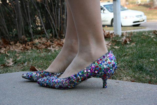 Decorar Zapateria ~ Ideas para decorar zapatos