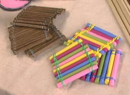 Manualidades tiles y sencillas - Productos de madera para manualidades ...