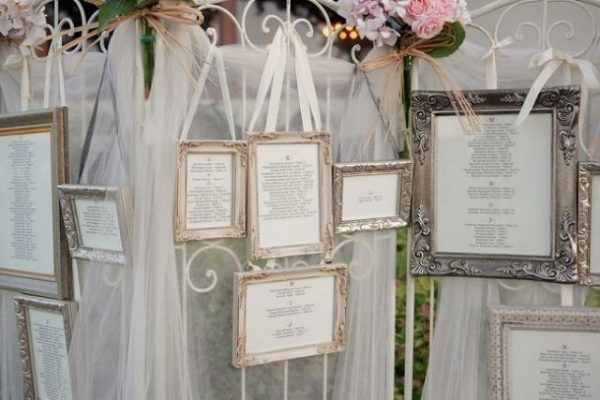 Marcos para fotos de bodas