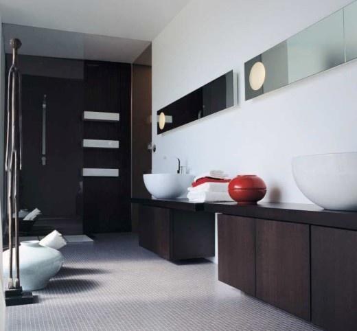 Modelos ba os modernos for Modelos de muebles para banos pequenos