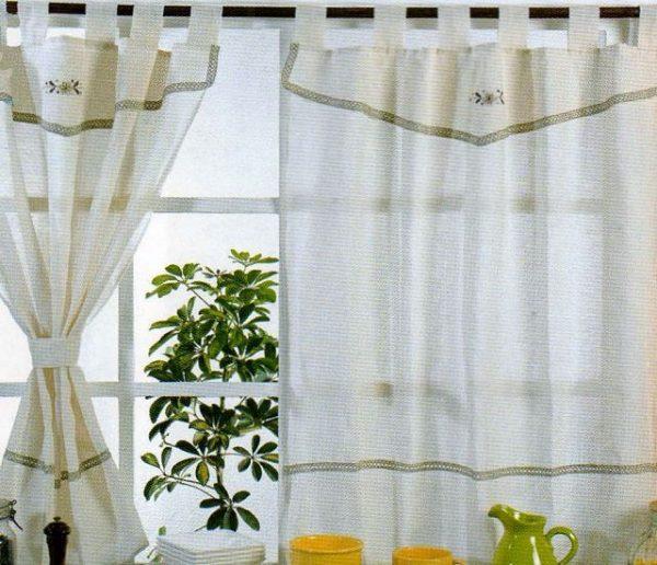 Modelos cortinas de cocina - Imagenes de cortinas para cocina ...