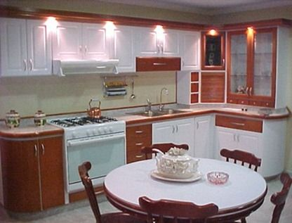 Modelos de anaqueles de cocina for Modelos para cocinas integrales