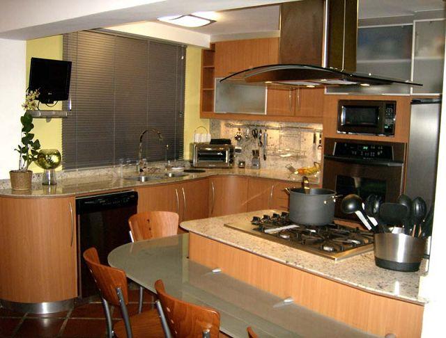 Modelos de cocina empotrada